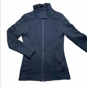 The North Face Caroluna diamond stitched jacket